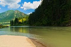 DSC_0319 (muddxr) Tags: neelumvalley sharda azadkahsmir neelumriver river d3300 kitlens bluesky clouds