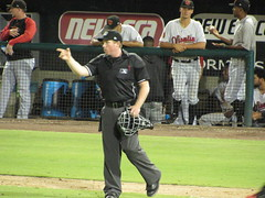 IMG_8076 (Dinur) Tags: baseball milb minorleaguebaseball californialeague calleague storm lakeelsinorestorm lestorm rawhide visaliarawhide