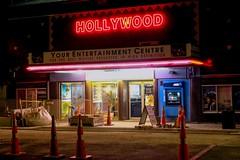Neon - Hollywood Theatre - Sumner Christchurch NZ Scavenger9 (Maureen Pierre) Tags: scavenger9 hollywood theatre neon sumner newzealand
