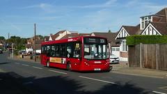 First VIA HAREFIELD (londonbusexplorer) Tags: metroline west adl enviro 200 de1800 yx10bff 331 ruislip uxbridge harefield tfl london buses