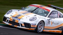 Porsche Carrera GT (adetandyphotography) Tags: silverstone wec 2019 gt porsche carrera car racing motorsport race track circuit fast motion blur wheel tyre