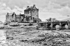 Eilean Donan Castle,Scotland,UK (Vaas.V) Tags: ness riverness castle oldcastle hdr river sky pentaxda18135mm pentaxks2 pentaxk pentax uk scotland inverness eileandonancastle somala vayalpad tirumala tirupati vittal vittalam vasu vass vaas sreenivas sreeni