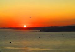 Este cielo es un autentico regalo (eitb.eus) Tags: eitbcom 16599 g1 tiemponaturaleza tiempon2019 amanecer gipuzkoa hondarribia josemariavega