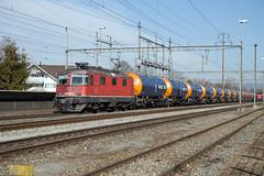 SBB Re 4/4 430 353 Kaiseraugst (daveymills37886) Tags: sbb re 44 430 353 kaiseraugst baureihe cargo 11353