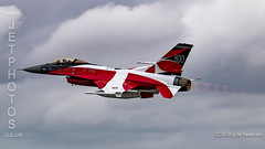 Danish F-16, Dannebrog Livery at the Royal International Air Tattoo 2019 (JetPhotos.co.uk) Tags: airdisplay airshow aircraft bobsharples flying military raffairford riat royalinternationalairtattoo aviation wwwjetphotoscouk dannebrog theclothofthedanes800anniversarryf16fightingfalcon theclothofthedanes800anniversarryf16fightingfalconf16royaldanishairforcedenmarkfighterwingskrydstruprdafgeneraldynamicslockheedmartinsupersonicmultirolefighterairsuperiorityallweatherjetspeciallivery