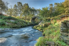 Photo of Old bridge of Livet.