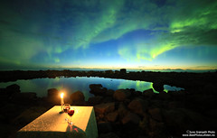 Wining with AuroraS (June Grønseth EFIAP PPSA) Tags: auroraborealis wine wineglasses candlelight tablecloth tablejunegrønseth northernlight bestphotolofoten