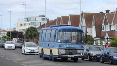 Old Time Coaching in Worthing. (ManOfYorkshire) Tags: rgf231p bristol lh bristollh plaxton coach bus worthing rally 2019 vintage classic 6540cc diesel gesykes lhs6l survivor restored preserved