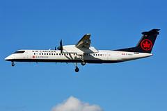 C-GGCI (Air Canada EXPRESS - JAZZ) (Steelhead 2010) Tags: aircanada aircanadaexpress jazz bombardier dhc8 dhc8q400 ypw creg cggci