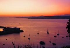 Color rosa al amanecer en Onyarbi (eitb.eus) Tags: eitbcom 16599 g1 tiemponaturaleza tiempon2019 amanecer gipuzkoa hondarribia josemariavega