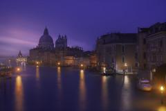 Venetian paths 175(Good mornin Venice) (Maurizio Fecchio) Tags: morning sunrise blue longexposure haidafilters haidafiltersitalia venice veneto venezia italy water church travel