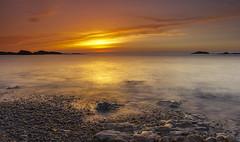 © Serie Costa Asturiana 2019.1 (Jesus Portal) Tags: 1740 agua angular asturias cantabrico cielo color costa filtro mar natural naturaleza nubes paisaje paraiso playa sea sky summer verano water