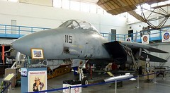 "Grumman F-14B Tomcat 1 • <a style=""font-size:0.8em;"" href=""http://www.flickr.com/photos/81723459@N04/48726074323/"" target=""_blank"">View on Flickr</a>"