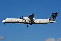 C-GKQH (Porter Airlines) (Steelhead 2010) Tags: porterairlines bombardier dhc8 dhc8q400 yow creg cgkqh