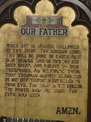 Church - St Andrew, Slaidburn 190822 [Altar Tablet b] (maljoe) Tags: church churches slaidburn standrews standrewschurchslaidburn