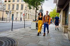 YouthColours.jpg (Klaus Ressmann) Tags: klaus ressmann omd em1 fparis france peoplestreet summer candid colourful couple flcpeop streetphotography unposed youngster klausressmann omdem1