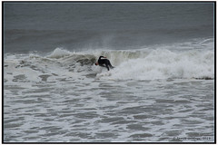 Holding Back the Tide (James0806) Tags: narragansett rhodeisland usa surfers surfing waves water pointjudithri narragansettbay