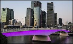 Brisbane Victoria Bridge and George Street-1= (Sheba_Also 46000 + photos-Videos) Tags: brisbane victoria bridge george street