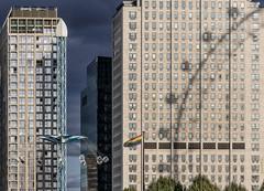 My London eye (*Nenuco) Tags: londres london eye noria edificios bandera nikon d5300 nikkor 18105 jesúsmr