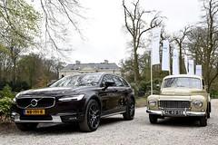 90-jaar Volvo (volvoklassiekervereniging) Tags: safety historical exterior images 2017