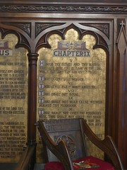 Church - St Andrew, Slaidburn 190822 [Altar Tablet d] (maljoe) Tags: church churches slaidburn standrews standrewschurchslaidburn