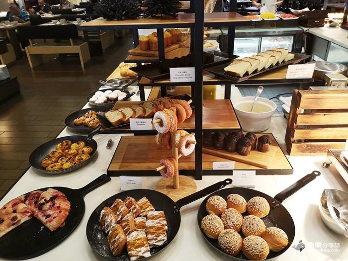 【台北大安】遠東Café自助餐廳早餐buffet│香格里拉台北遠東國際大飯店 @魚樂分享誌