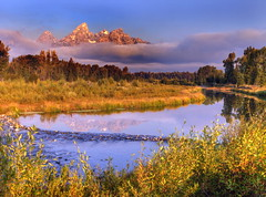 Schwabacher Landing, Grand Teton National Park (klauslang99) Tags: klauslang schwabacher landing grand teton national park wyoming nature naturalworld northamerica landscape