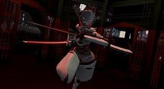 キツネの一口 (*Mazon*) Tags: r2 sac genus ninja cyberpunk scifi maitreya insilico insomniaangel butanik83 theforge vega