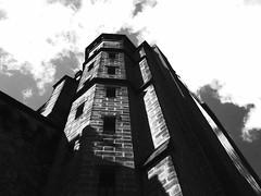 Eglise Saint-Paul Saint-Louis, Limoges. (matériel brouilleur) Tags: toycamera superheadz powershovel digihari bnw eglise church iglesia saintpaul saintlouis limoges hautevienne nouvelleaquitaine