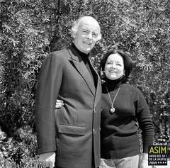 Michael i Helen Huggins (Arxiu del So i de la Imatge de Mallorca) Tags: mallorca majorca parelles parejas couples jardines jardins gardens