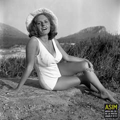 Gillian Hughes (Arxiu del So i de la Imatge de Mallorca) Tags: majorca mallorca dones women mujeres