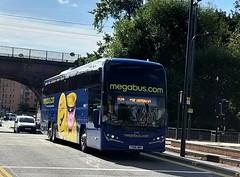 Leeds (Andrew Stopford) Tags: yx66wnp volvo b11rt plaxton elite interurban stagecoach megabus