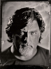 Selfie (guillaume264) Tags: 230mm diy collodion wetplate tintype ferrotype ambrotype chambre 13x18 poeboy