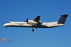 C-GKQC (Porter Airlines) (Steelhead 2010) Tags: porterairlines bombardier dhc8 dhc8q400 yow creg cgkqc