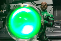 Construct (misterperturbed) Tags: johnstewart greenlantern mezco mezcoone12collective one12collective dccomics greenlanterncorps