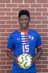 2019 VPHS Soccer   Senior   #15 Josh Wilson (bspawr) Tags: valleypark ball bspawr athletes uniform bspawrphotography 2019 seniors classof2020 highschool mo vphs fall soccer sports
