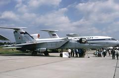 MiG-25U test (Rob Schleiffert) Tags: mig mig25 mig25u foxbat zhukovsky russianairforce ejectionseat