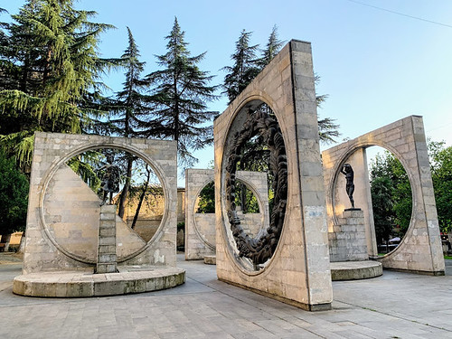 Kutaisi - Glory to Labour Monument (1981)
