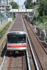 tokyo8357 (tanayan) Tags: road street urban japan train tokyo town alley nikon cityscape metro railway v3 東京 marunouchi 丸の内 bunkyo kasuga 春日 文京