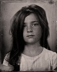 Marie-Jeanne (guillaume264) Tags: episcope beseler 18 f36 457mm collodion wetplate tintype ferrotype ambrotype chambre 13x18
