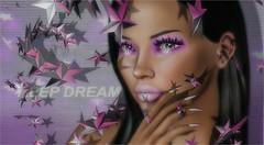 Don't Call Me Angel (tarja.haven) Tags: unik zibska throned stunneroriginals svp eyemakeup lipstick headpiece bentonails pose bentopose lashes photography photo pixelart portrait tarjahaven event avatar sl digitalart fashion virtual