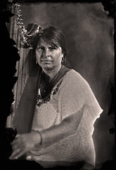 Marie-Laure (guillaume264) Tags: episcope 18 457mm f36 collodion wetplate tintype ferrotype ambrotype chambre 13x18 poeboy