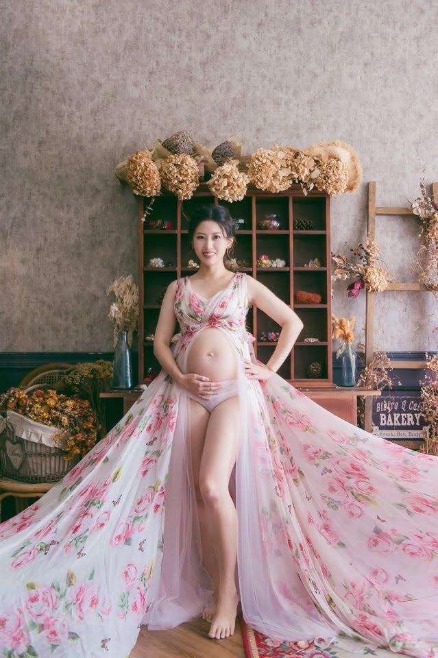 台南孕婦寫真 FY | 哇 ! 怎麼可以美成這樣啦
