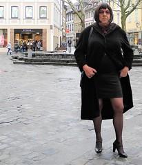 180201_48 (mathildecross) Tags: crossdress crossdressing crossdresser cd corsett outdoor bamberg transvestit tgurl