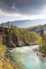 Soca (vicking43) Tags: slovénie eos canon road trip rivière lumière light explore eau travel