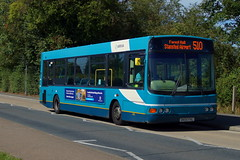 The Mersey Connection: Arriva Harlow VDL SB120/Wrightbus Cadet DK55FXL (3512) Church Road Stansted Mountfitchet 13/09/19 (TheStanstedTrainspotter) Tags: arriva arrivakentthameside arrivanorthwest merseyside liverpool bus buses stansted stanstedmountfitchet public transport publictransport bishopsstortford harlow networkharlow vdl sb120 vdlsb120 wright wrightbus cadet wrightbuscadet dk55fxl 4081 508 509 510 stanstedairport churchroad