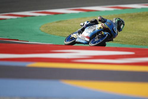 Sergio García Dols. GP de San Marino 2019