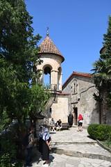მოწამეთას მონასტერი / Motsameta monastery (11th c.) (liakada-web) Tags: ge d7500 motsametamonastery nikon kutaisi georgien საქართველო motsameta sakartwelo imeretien ქუთაისი kutaissi მოწამეთა nikond7500 მოწამეთასმონასტერი