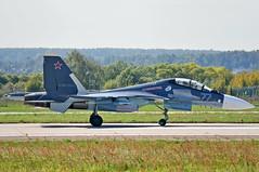 "Sukhoi Su-30SM RF-81881/""77 Blue"" (Nils Mosberg) Tags: maks2019 zhukovsky russiannavalaviation rf81881 sukhoisu30smflankerh"