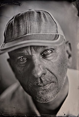 """Ed Gein"" Jack (guillaume264) Tags: rodagon rodenstock 300mmf56 collodion wetplate tintype ferrotype ambrotype chambre 13x18 poeboy"